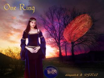 One Ring by starlight2infinity