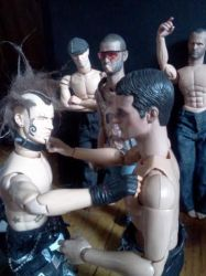 fight club  fight by nomadicempath