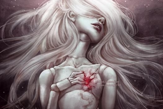 ...but I was too blinded by my feelings by NanFe
