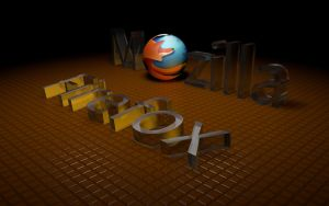 Wallpaper Mozilla Firefox by joancosi