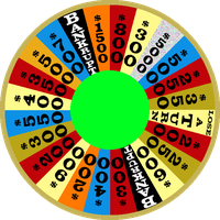 1983 Round 3 Nighttime Wheel by mrentertainment