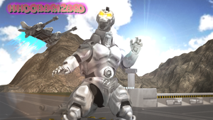 MMD Godzilla - Super MechaGodzilla PS3/PS4 +DL+ by MMDCharizard