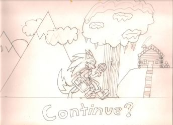Continue? by Sonicfan160
