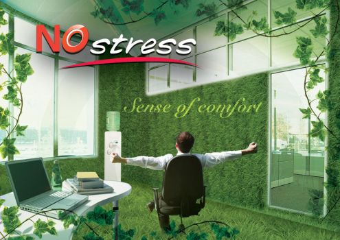 Nostress  ...... for removing your daily by ymsdesigner