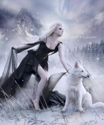 winter of wolves by WCS-Wildcat