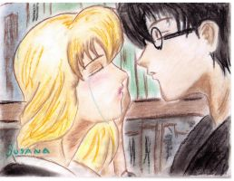 HP Fanfic - Harry and Luna by KayiRowling