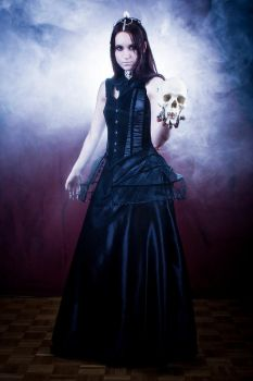 lady death dress by MarKiZ-is-Fragile