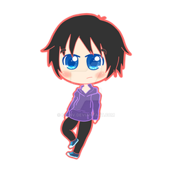 Lawliet Chibi! by Comux