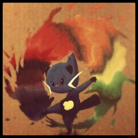 Pokemon Dewott by OrngeJuice