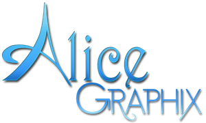 Alice Graphix Typography by AliceGraphix