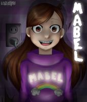 Mabel Pines by Animekitty5555