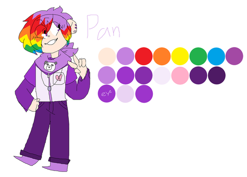 Pan Color Ref by TheCatQueen10