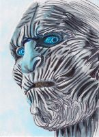 White Walker Game of Thrones by Purple-Pencil