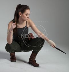 Natalia Adventure Hero 207 - Stock Photography by NeoStockz