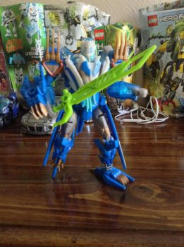 Transformers Prime: Thundertron's new sword by JorgeCaptain1998