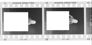 Kodak TMAX 35mm Frame set by mjranum-stock