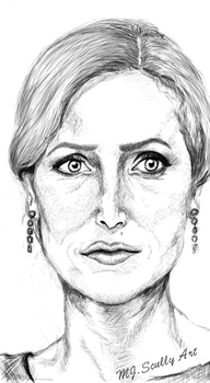 Not finished yet ! my first try at digital drawing by MJ-Scully