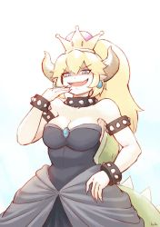 Bowsette by Lutherniel