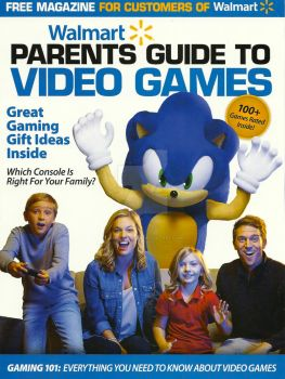 Walmart guide to video games by MugenPlanetX
