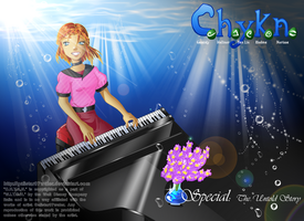 Cassidy: Underwater Melody by Galistar07water