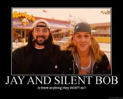 Jay and Silent Bob by Macropus-Rufus