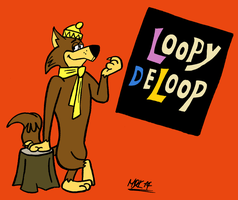 Loopy de Loop by MDKartoons
