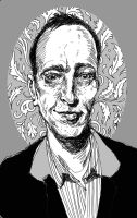 david sedaris by unclepatrick