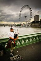 Westminster Piper by DanielZrno