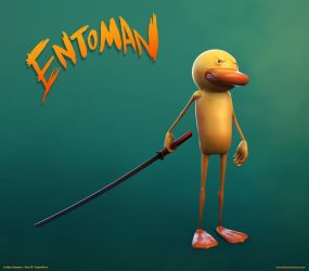 Entoman by crazy-pixel