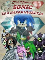 Sonic and the Three Musketeers cover by TothViki