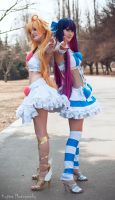 Panty and Stocking 1 by KinslayeR13