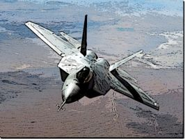 F-22 Raptor by Andrew41