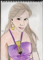 Mickie James by circle-of-life