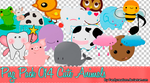 Png Cute animals Pack by PandyCreations