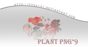 Plant png pack #02 by yynx151