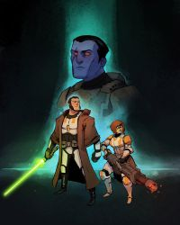People of the Old Republic by zazB