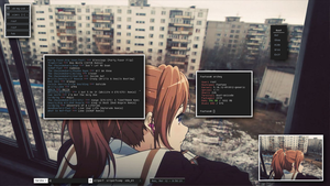 Twm (tab window manager) Love by fuut1