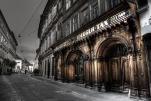 Postcard from Graz VI by Michela-Riva
