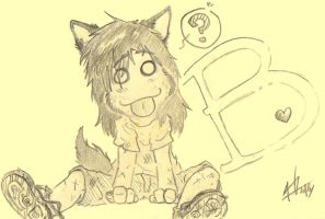 Bert is a Lil' Lycan 2 by 0oFlaflyo0
