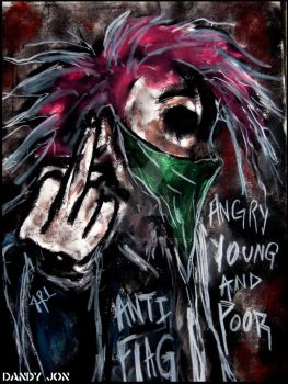 Angry, Young and Poor by Dandy-Jon