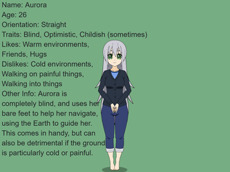 Character Bio - Aurora by Brooms17