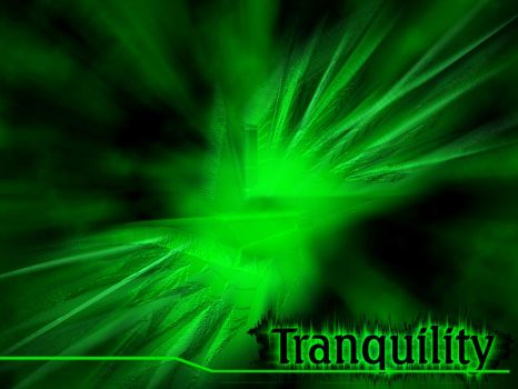 Tranquility by dracolithe