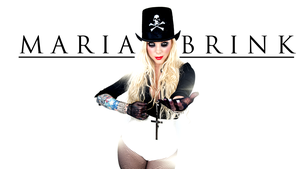 In This Moment - Maria Brink (HD, White) by IceQueen1186