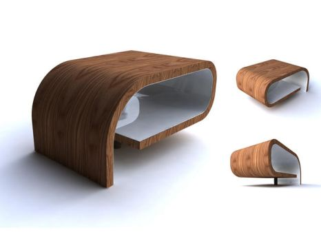 Coffee Table Concept by Brownus