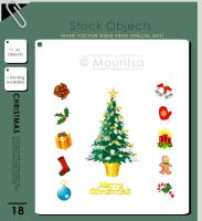 Object Pack - Christmas Presents '08 by iMouritsa