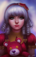 Sweetheart Annie by Kittrix