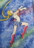 Sailor Moon by xxally7xx