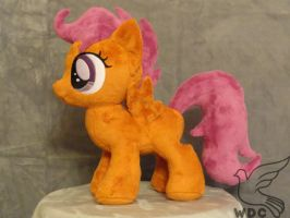Scootaloo is looking for her Cutie Mark by WhiteDove-Creations