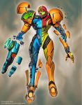 Samus Deconstructed by Christopher-Stoll