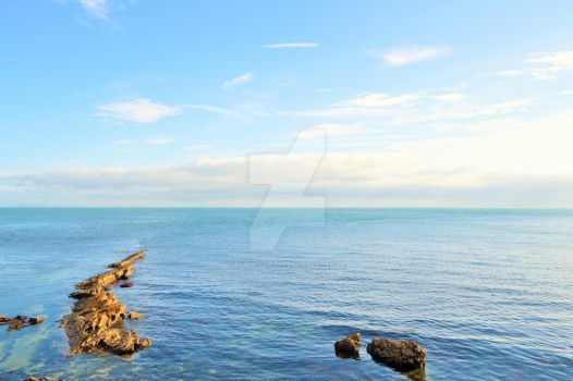 Swanage sea view by Sophiekeira98